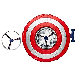 The Avengers - Marvel Age of Ultron Captain America Star Launch Shield