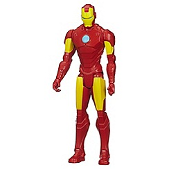 Iron Man - Marvel Titan Hero Series Iron Man Figure
