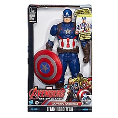 The Avengers - Age of Ultron Titan Hero Tech Captain America