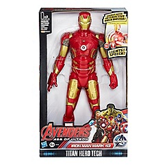 Iron Man - Age of Ultron Titan Hero Tech Iron Man Mark 43