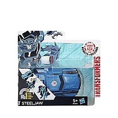 Transformers - Robots in Disguise 1-Step Changers Steeljaw Figure