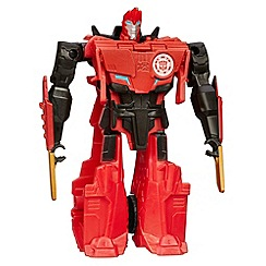 Transformers - Robots in Disguise 1-Step Changers Sideswipe Figure