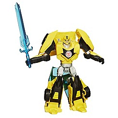 Transformers - Robots in Disguise Warriors Class Bumblebee Figure