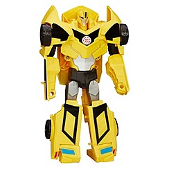 Transformers - Robots in Disguise 3-Step Changers Bumblebee Figure