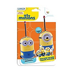 Despicable Me - Minions Walkie Talkies