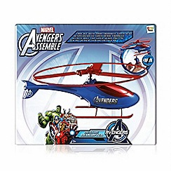 The Avengers - Rescue helicopter