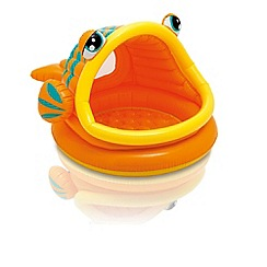 Intex - Lazy Fish Shade Baby Pool