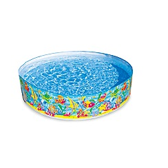 Intex - 6' Ocean Play Snapset Pool