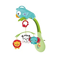 Fisher-Price - Rainforest Friends 3-in-1 Musical Mobile