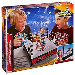 WWE - Double attack total control takedown ring