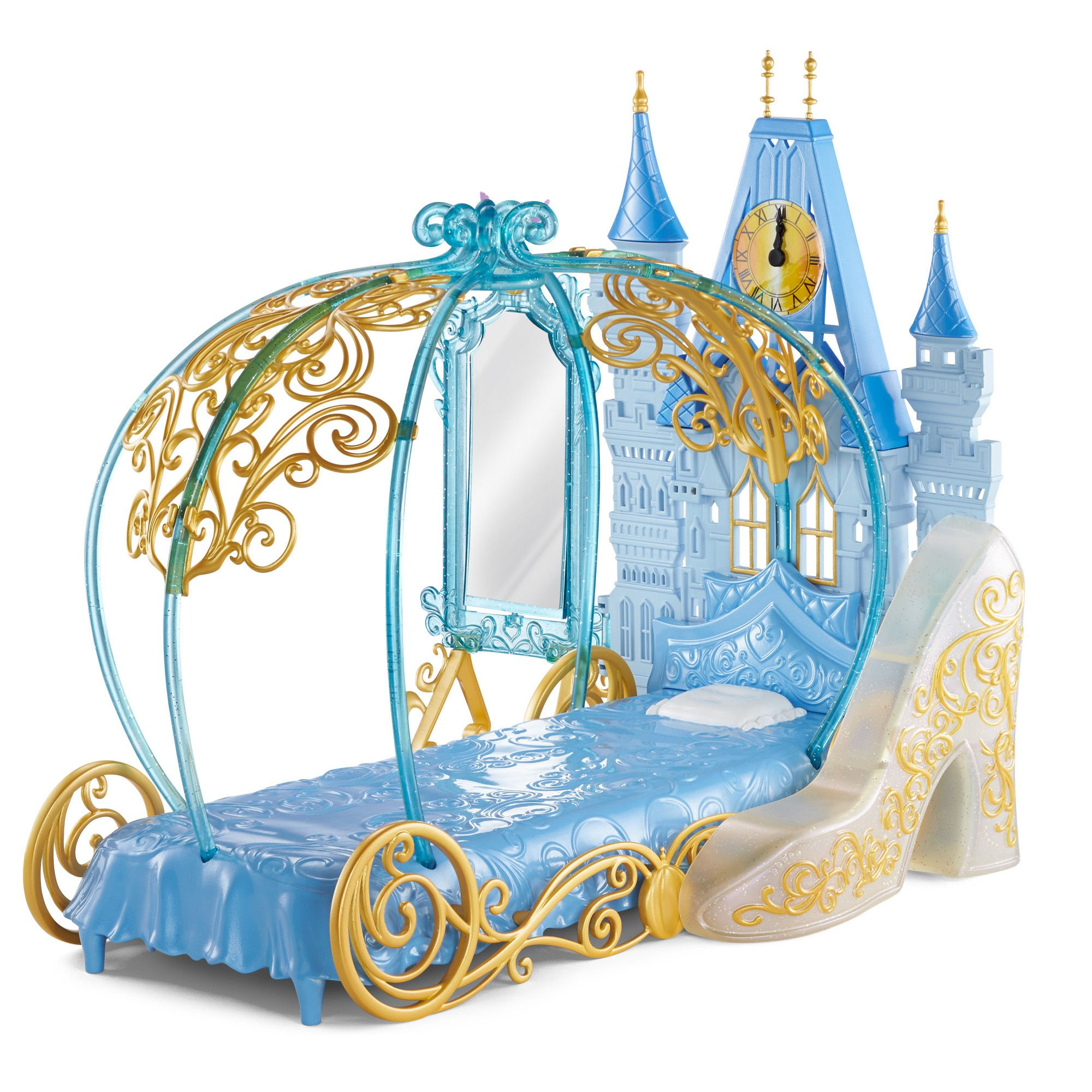 Carriage Bed Princess Cinderella Carriage Bunk Bed. Second-sun.co