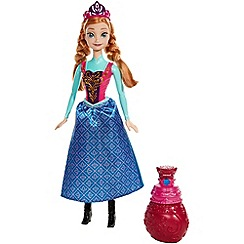 Disney Frozen - Royal Colour Anna Doll