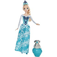 Disney Frozen - Royal Colour Elsa Doll
