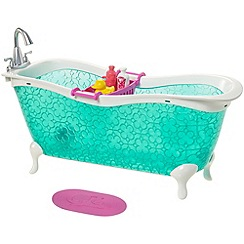 Barbie - Large Story Starter - Bathtub