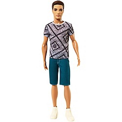 Barbie - Fashionistas Ryan Doll