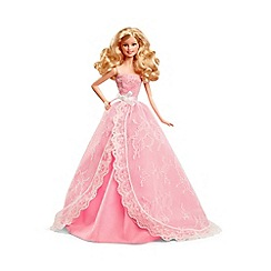 Barbie - 2015 Birthday Wishes Doll