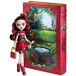 Ever After High - Lizzie Hearts Spring Unsprung Book