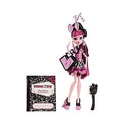 Monster High - Exchange Program Doll- Draculaura