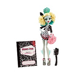 Monster High - Exchange Program Doll-Lagoona