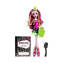 Monster High - Exchange Program Doll-Marisol Coxi