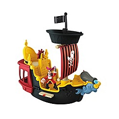 Jake & The Neverland Pirates - Fisher-Price Captain Hook's Jolly Roger