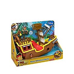 Jake & The Neverland Pirates - Fisher-Price Pirate Adventure Bucky