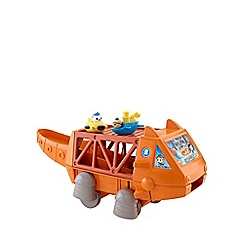 Octonauts - Fisher-Price Gup-G Mobile Speeders Launcher