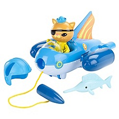 Octonauts - Fisher-Price GUP-R and Kwazii