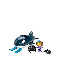 Octonauts - Fisher-Price Gup-O & Dashi