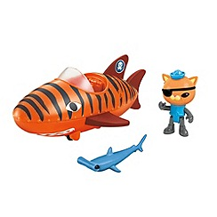 Octonauts - Fisher-Price Talking Tiger Shark Gup-B