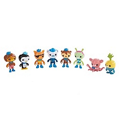 Octonauts - Fisher-Price Octo-Crew Pack