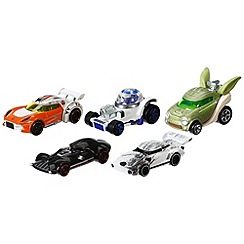 Star Wars - Star Wars Character Car 5-Pack