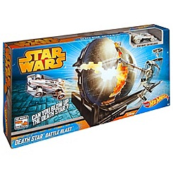 Star Wars - Star Wars Death Star Battle Blast Track Set