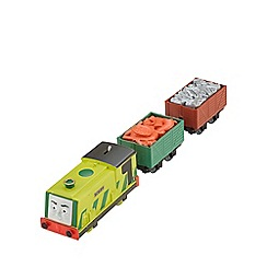 Thomas & Friends - Fisher-Price TrackMaster Motorized Scruff Engine