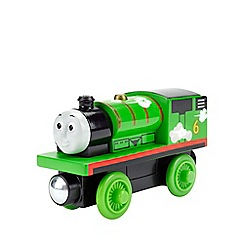 Thomas & Friends - Fisher-Price Wooden Railway Roll & Whistle Percy