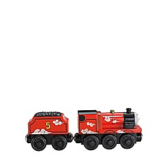 Thomas & Friends - Fisher-Price Wooden Railway Roll & Whistle James