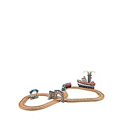 Thomas & Friends - Fisher-Price Wooden Railway Celebration on Sodor Set
