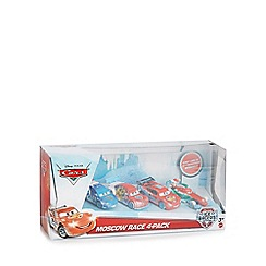 Disney Cars - Ice Racers Moscow Race 4-Pack