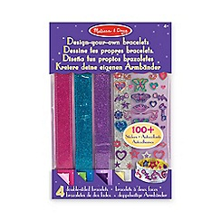 Melissa & Doug - Design-your-own bracelets