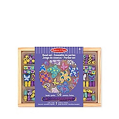 Melissa & Doug - Butterfly friends bead set