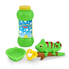 Melissa & Doug - Verdie chameleon bubble blower
