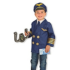 Melissa & Doug - Pilot role play set