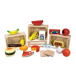 Melissa & Doug - Food groups