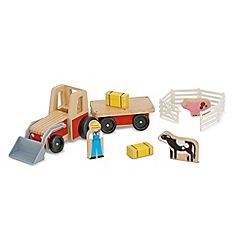 Melissa & Doug - Farm tractor