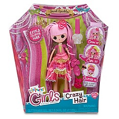 Lalaloopsy - Lalaloopsy Girls crazy hair doll - Jewel Sparkles