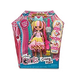 Lalaloopsy - Lalaloopsy Girls crazy hair doll - Scoops Waffle Cone