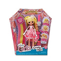 Lalaloopsy - Lalaloopsy Girls crazy hair doll - Cinder Slippers