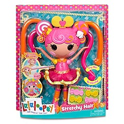Lalaloopsy - Stretchy hair doll