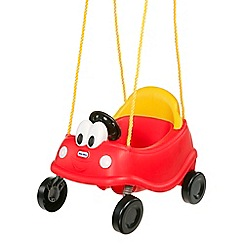 Little Tikes - Cozy coupe first swing