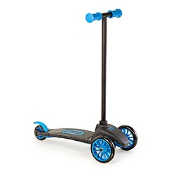 Little Tikes - Blue Lean-to-Turn scooter